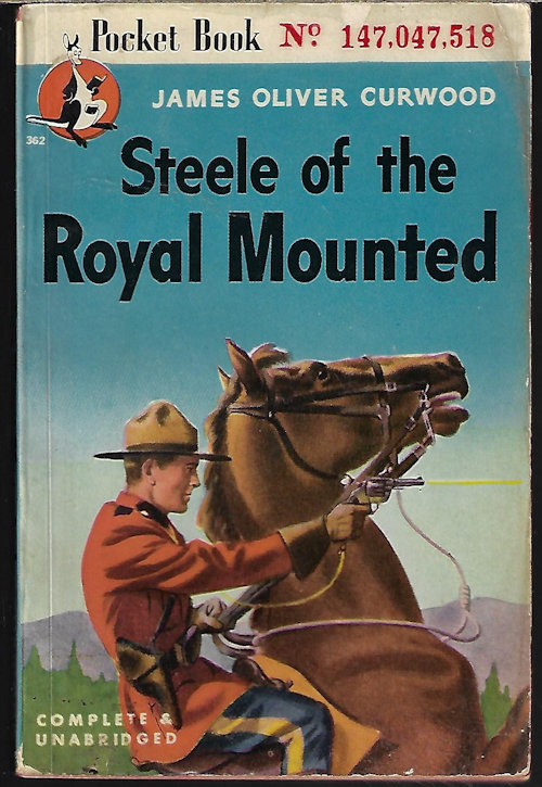 Image for STEELE OF THE ROYAL MOUNTED