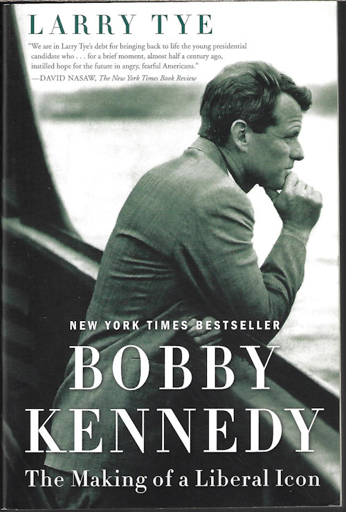 Image for BOBBY KENNEDY: The Making of a Liberal Icon
