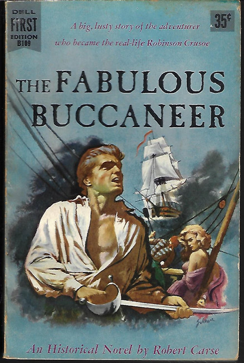 Image for THE FABULOUS BUCCANEER