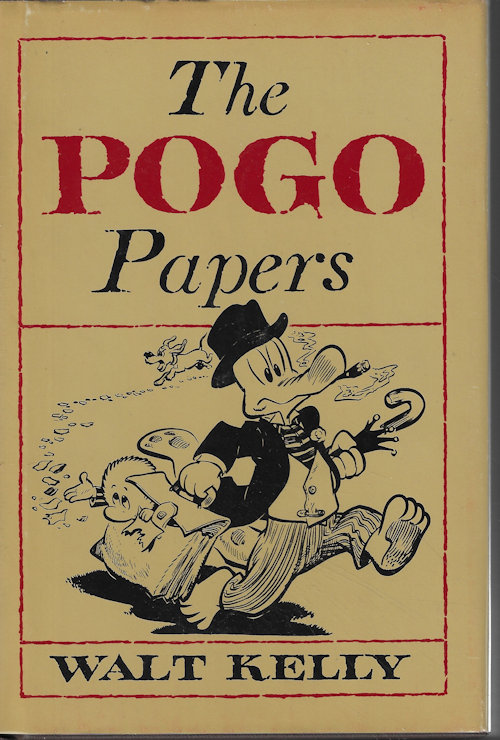 Image for THE POGO PAPERS