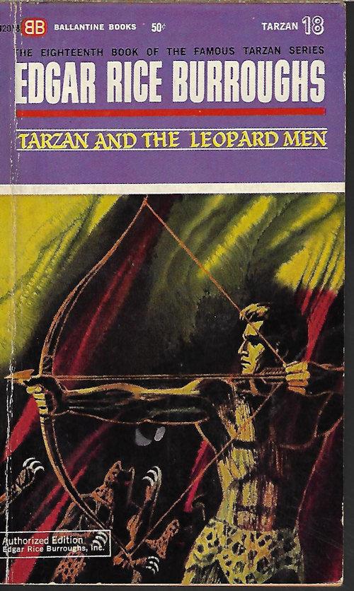 Image for TARZAN AND THE LEOPARD MEN (Tarzan 18)
