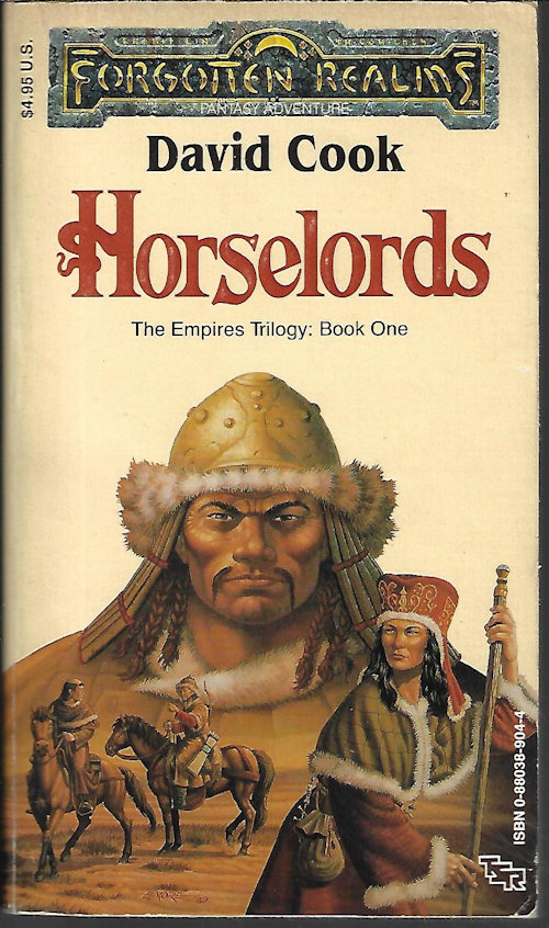 Image for HORSELORDS: The Empires Trilogy: Book One (Forgotten Realms)