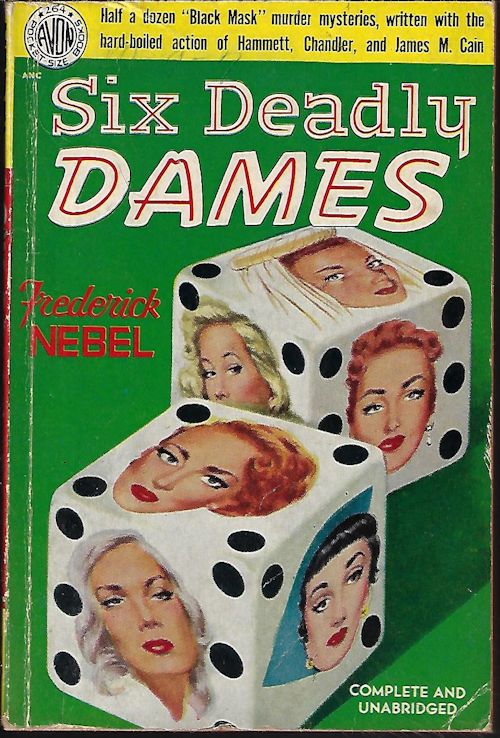 Image for SIX DEADLY DAMES