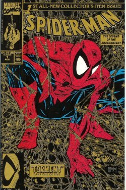 SPIDER-MAN - Spider-Man: Aug. #1