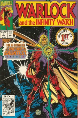 WARLOCK AND THE INFINITY WATCH Feb 1
