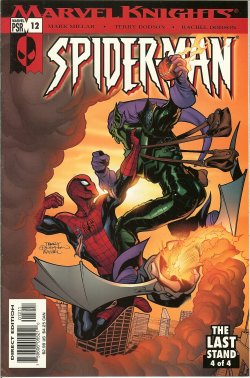 MARVEL KNIGHTS SPIDER-MAN - Marvel Knights Spider-Man: May #12