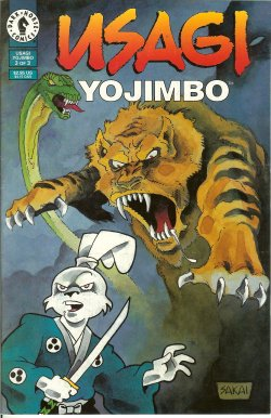 USAGI YOJIMBO June 3 of 3