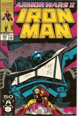 IRON MAN - Iron Man: Jan #264