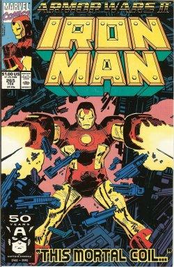 IRON MAN - Iron Man: Feb #265