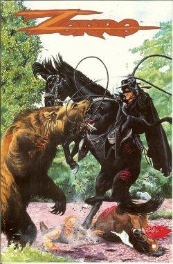 ZORRO: MATANZAS! - Zorro: Matanzas! (Preview Edition): July 1999