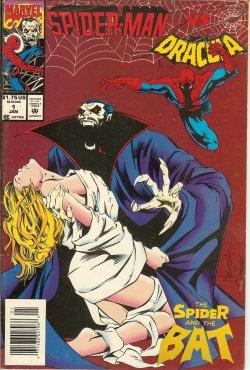 SPIDER MAN VS DRACULA Jan 1