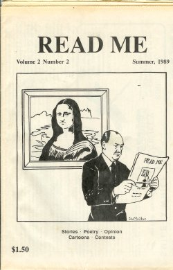 READ ME - Read Me: Summer 1989